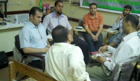 Professional Development of Teachers of English in Egypt