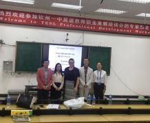 Workshop for Secondary School EFL Teachers