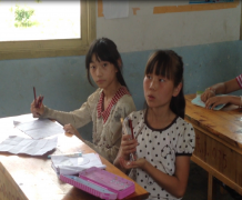 Summer English Training in the Mountains of Guizhou Province