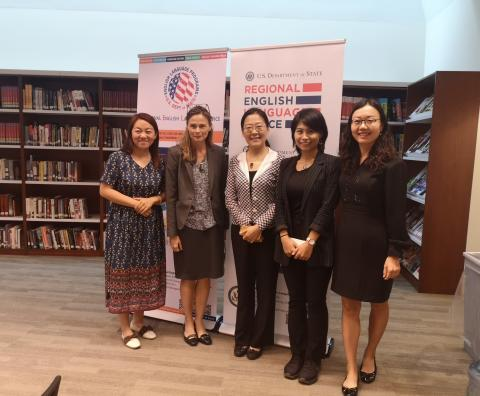 Alumni Teachers Participate in Pedagogical Workshop and Photo Exhibit in Beijing, China