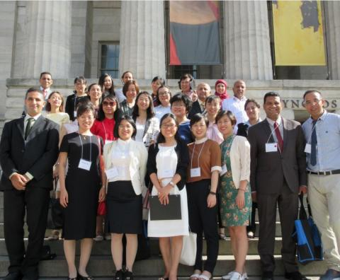 TCLP Welcomed Largest Cohort To-Date for Orientation in Washington, DC